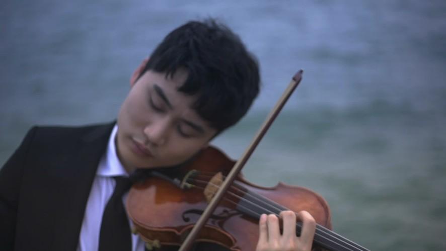 [MV] 파가니니 카프리스 24번, 바이올리니스트 양인모