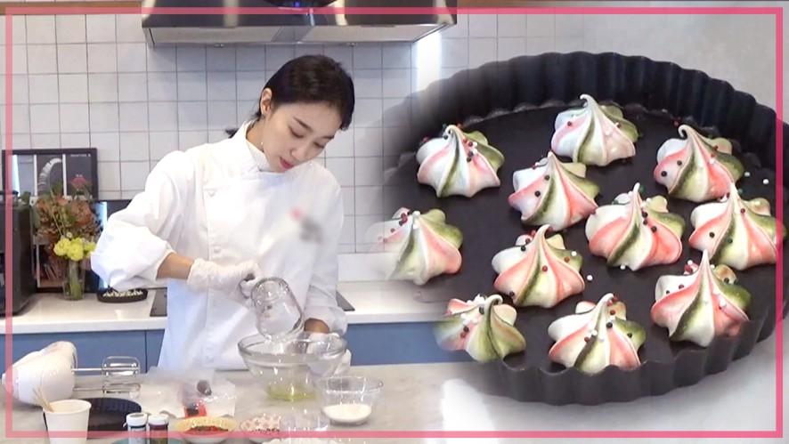 (팔로우허) 미리 크리스마스 준비! 유민주의 노 오븐 디저트 레시피♡ <팔로우미10> 9회