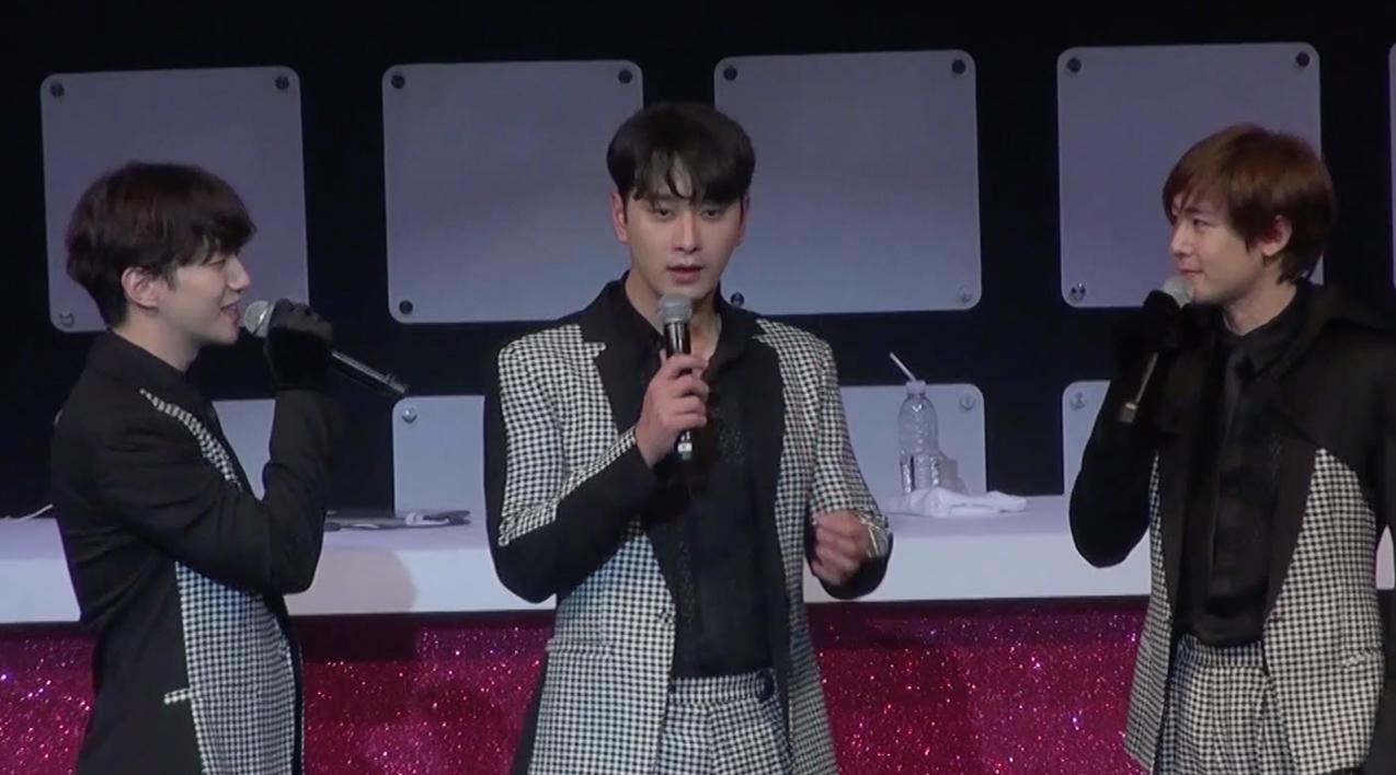 [On Air 2PM(온에어 2PM)] 핫티에게 보냅니다. 찬성 bless you♥