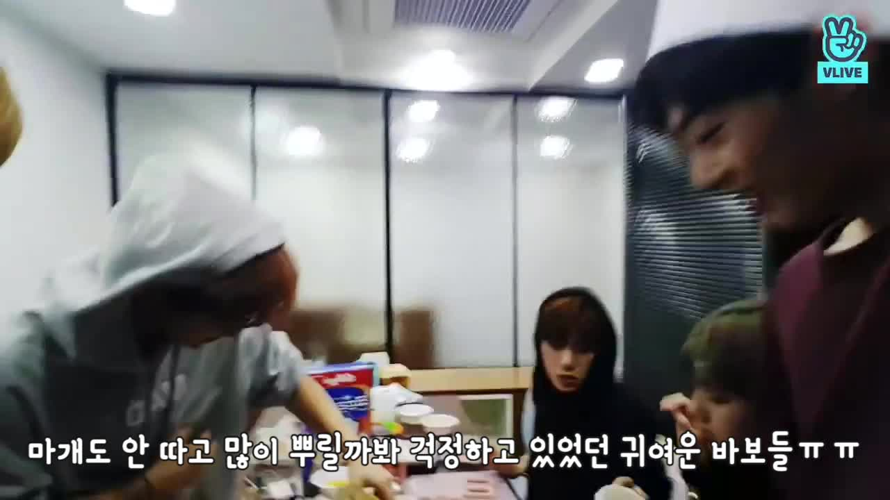 [Golden Child] 구구차일드의 우당탕탕 뽀맹도시락만들기 대잔치🍳(99Childs making Bomin's lunchbox)