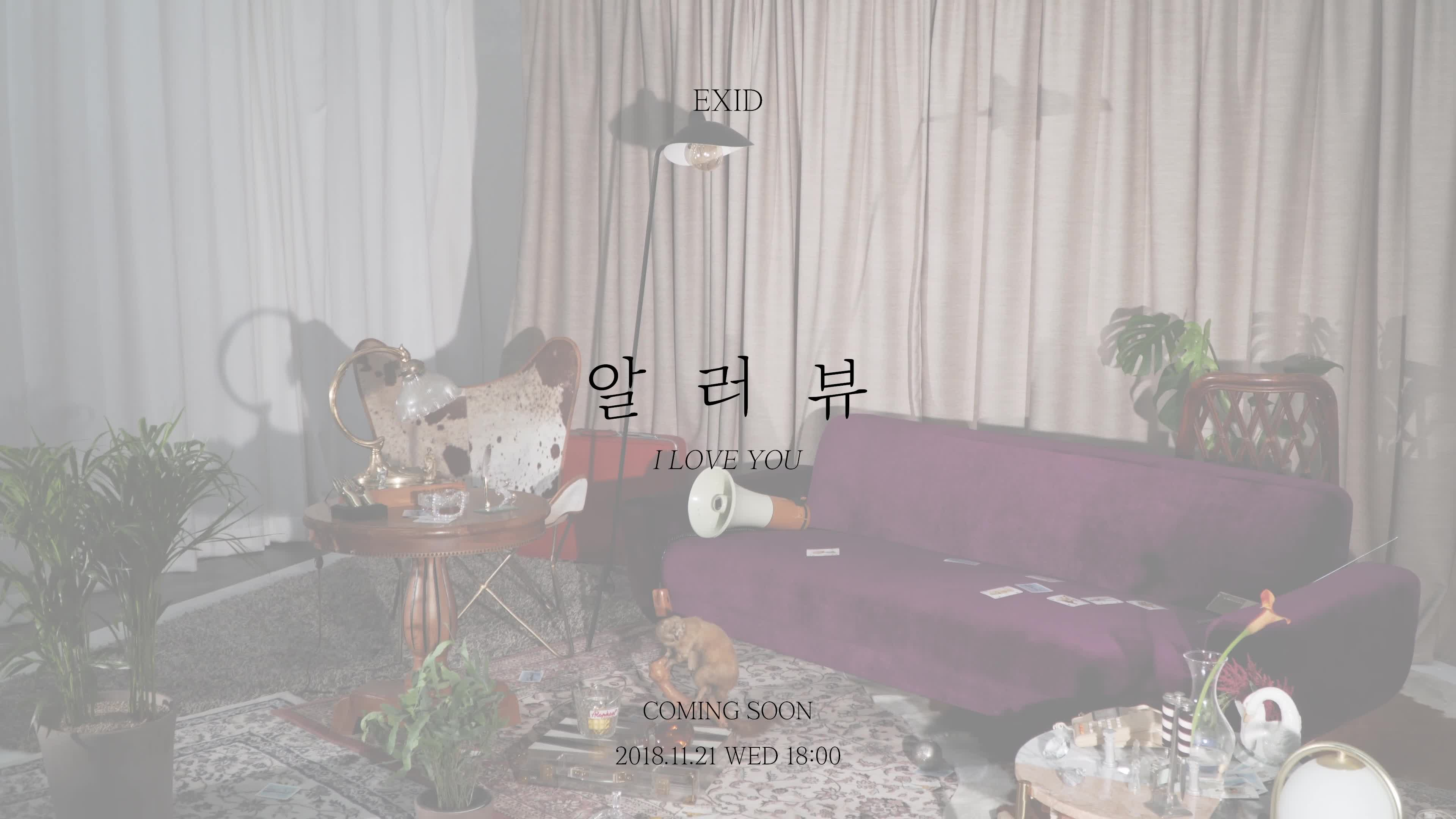 [EXID(이엑스아이디)] '알러뷰' 컴백 인터뷰 #5. SOL JI ('I LOVE YOU' Comeback Interview #5. SOL JI)