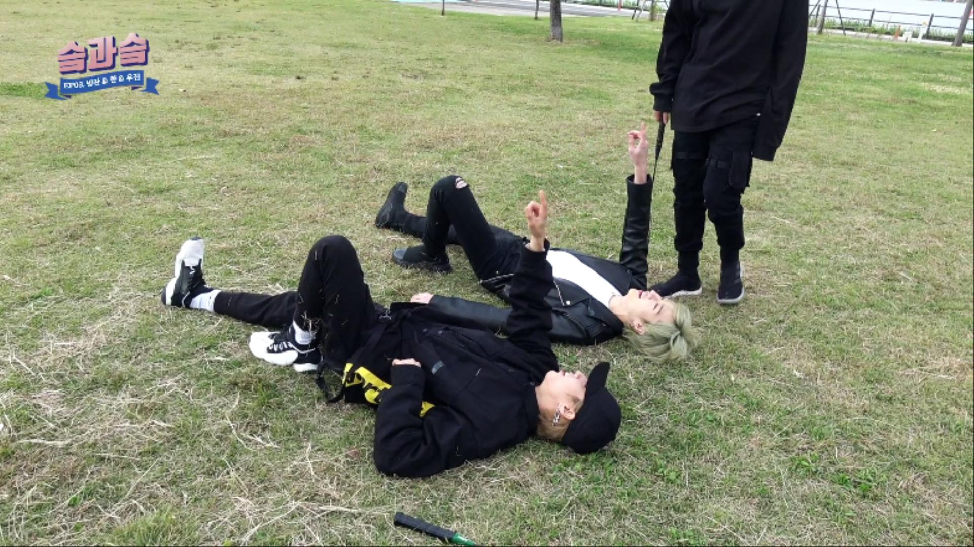 [Stray Kids(스트레이 키즈) : SKZ&SKZ(슼과 슼)] Ep.03
