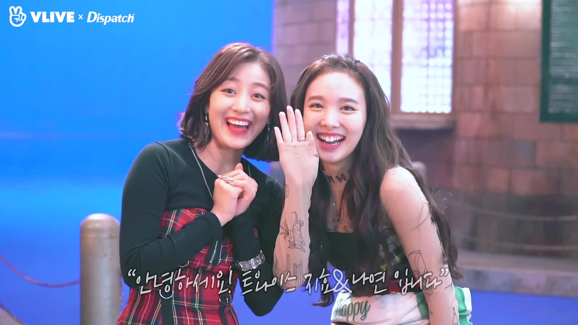 "[ⓓxV] ""예쁨이 다했다"" YES or YES MV Making film (트와이스:TWICE)"