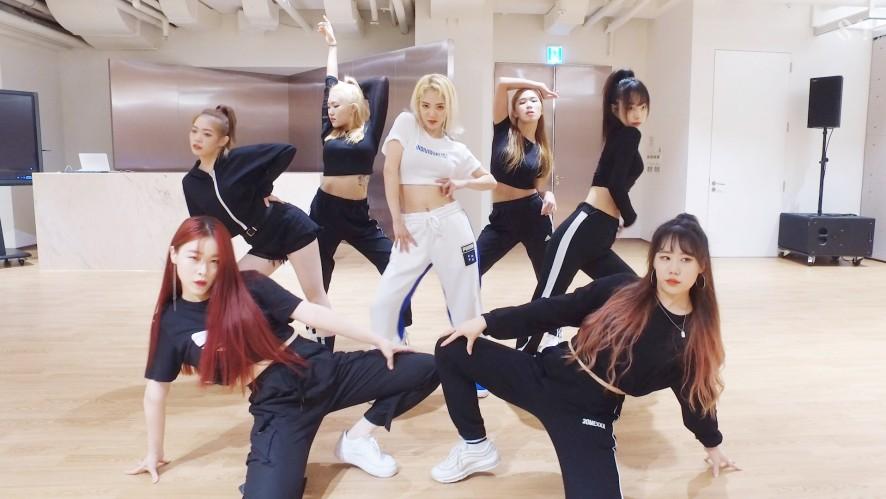 HYO & 3LAU 'Punk Right Now' Dance Practice
