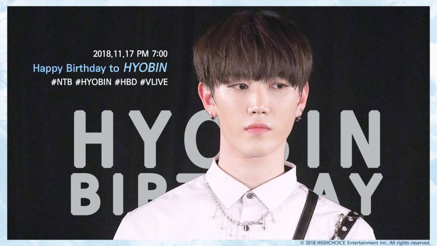 HAPPY BIRTHDAY HYOBIN
