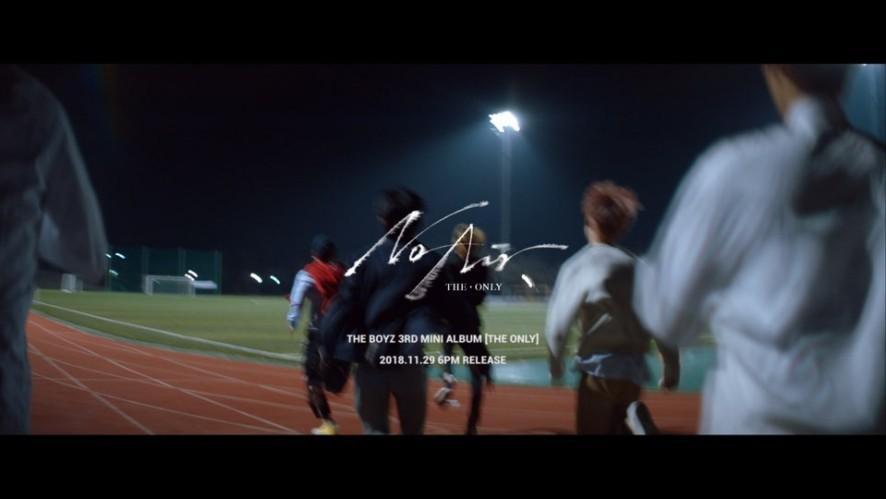 THE BOYZ(더보이즈) MINI ALBUM [THE ONLY] FILM