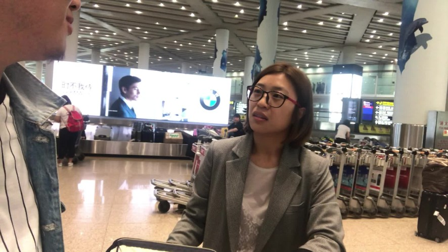 [인터뷰] 면세점 VIP 따이꺼우가 말하는 한류아이돌