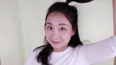 [1분팁] 앞머리없는반묶음 머리 블랙핑크제니처럼~♥ Half-up hairdo without bangs like BLACKPINK's Jennie