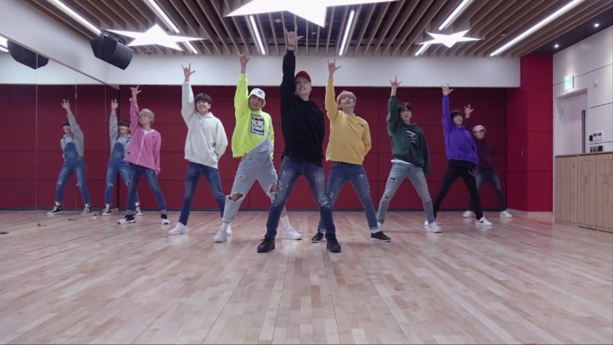 """Stray Kids(스트레이 키즈) """"Get Cool"""" Dance Practice (Full Cam Ver.)"""