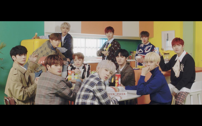 Wanna One (워너원) - '봄바람' M/V