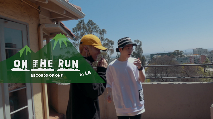 [ON THE RUN] EP.20 (in LA)