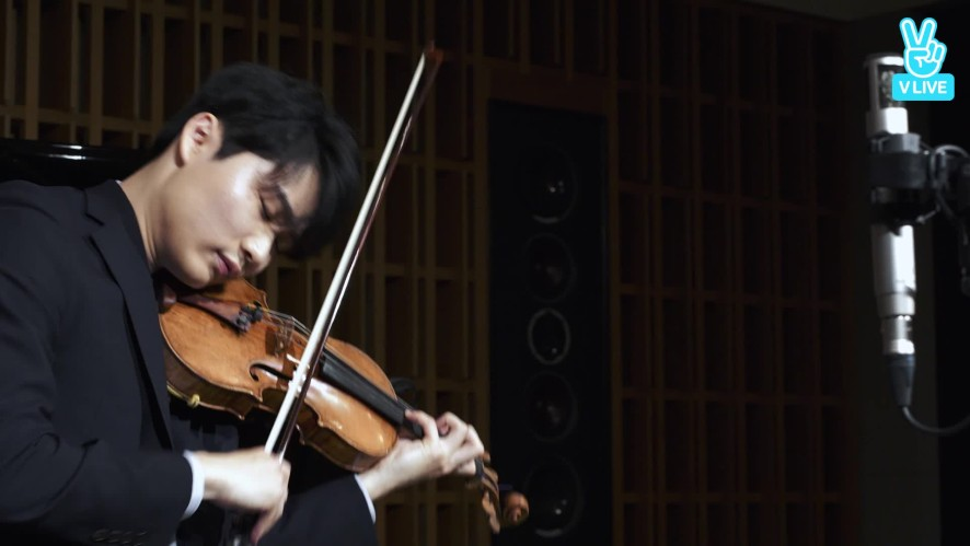 [V살롱콘서트] 바이올리니스트 양인모 N. Paganini  24 Caprice for Solo Violin Op.1 中 No.22•23•24