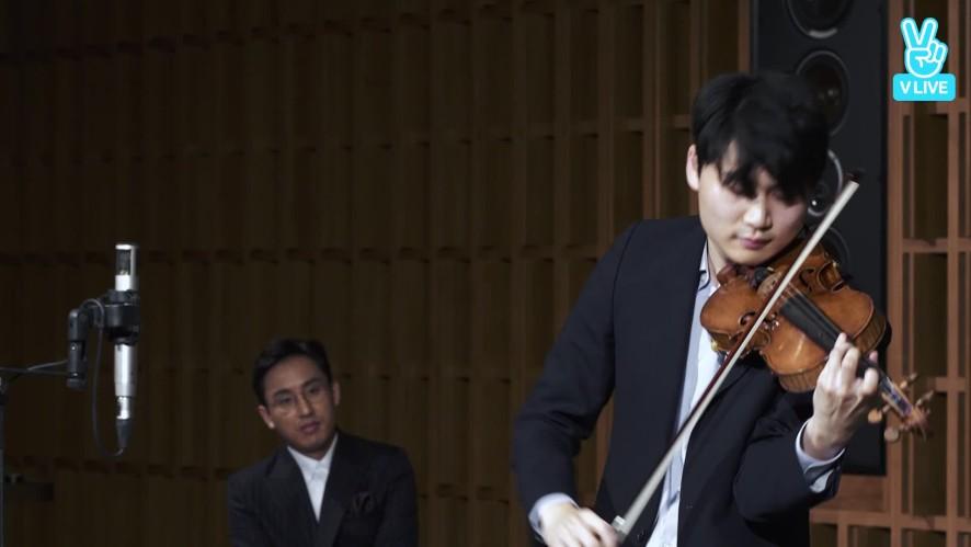 [V살롱콘서트] 바이올리니스트 양인모 N. Paganini  24 Caprice for Solo Violin Op.1 中 No.1