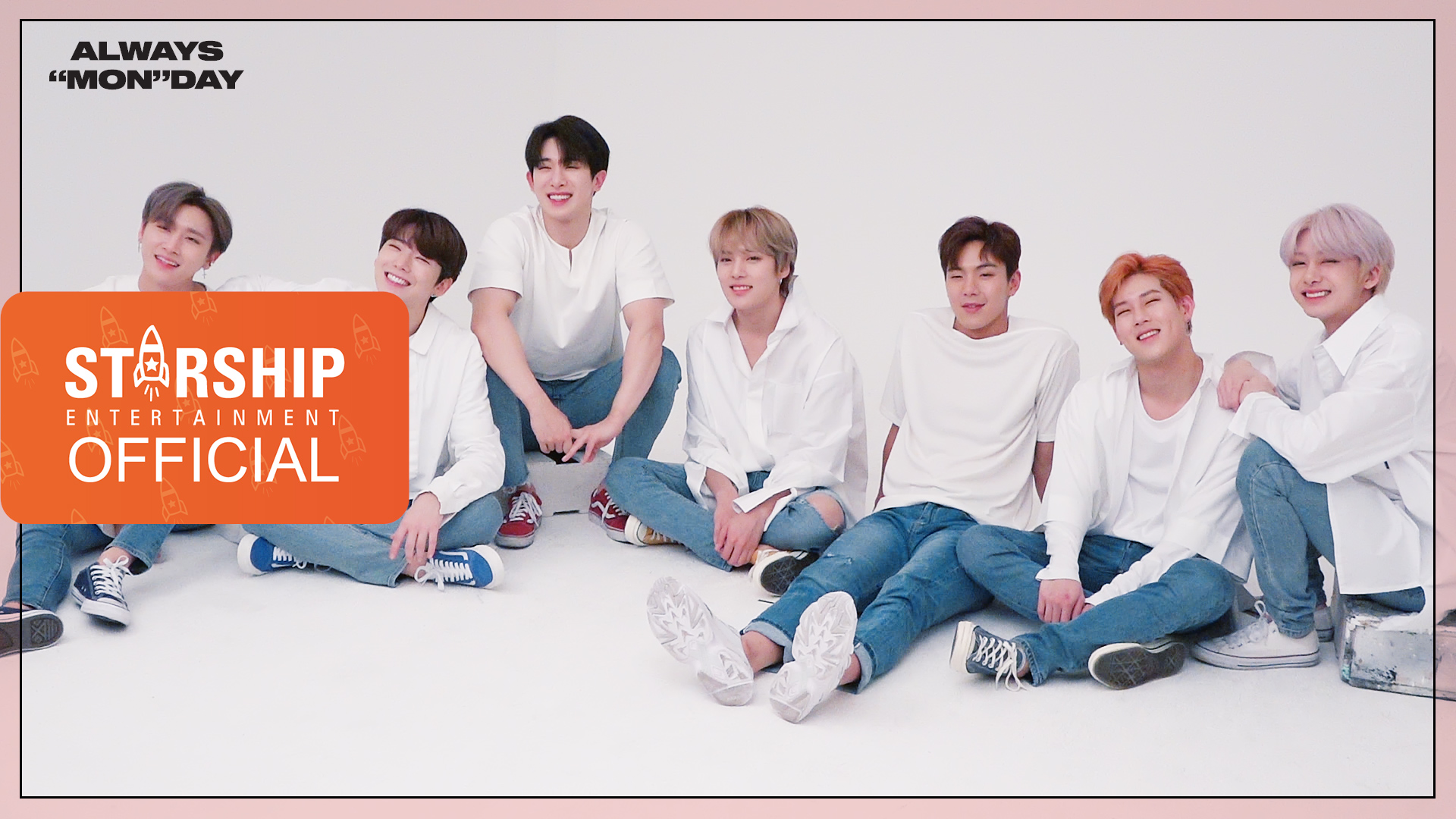 [Teaser] 몬스타엑스 (MONSTA X) - 2019 SEASON'S GREETINGS
