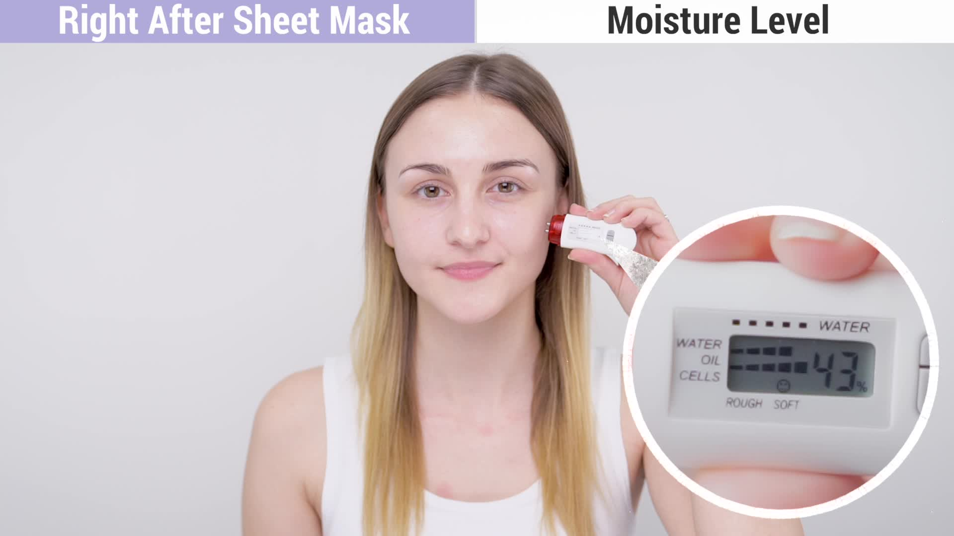 Sheet Mask to Brighten Dull Skin Tone Immediately | Hours long Moisturizing Sheet Mask