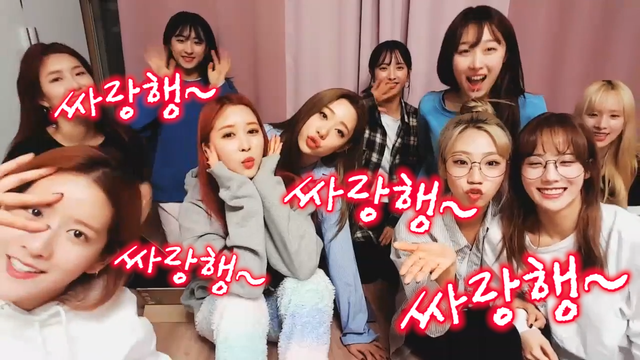 [WJSN] 진부해도 우주소녀 싸랑행~💖 (WJSN's 1000days!)