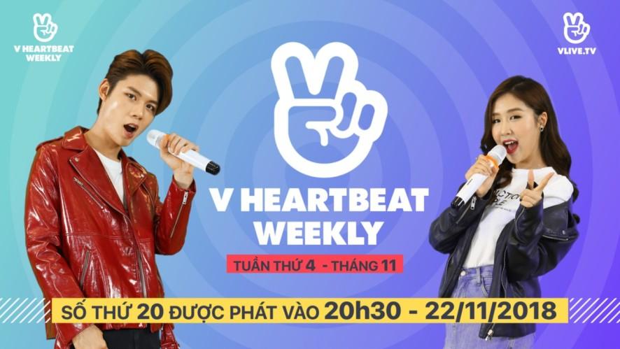 V HEARTBEAT WEEKLY - Tập 20
