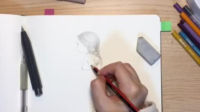 마음에 그려요<Draw in your mind>
