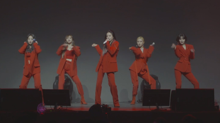 EXID '알러뷰' Comeback showcase