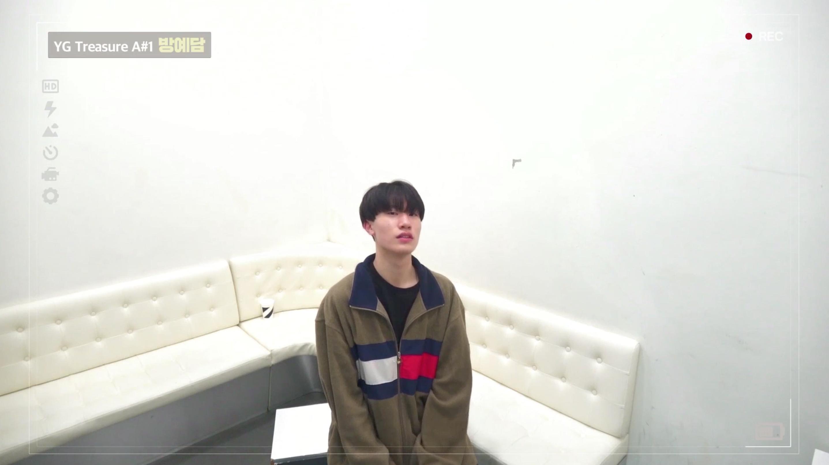 [DIARY CAM]  A#1 방예담 <BANG YEDAM> ep.1 l YG보석함