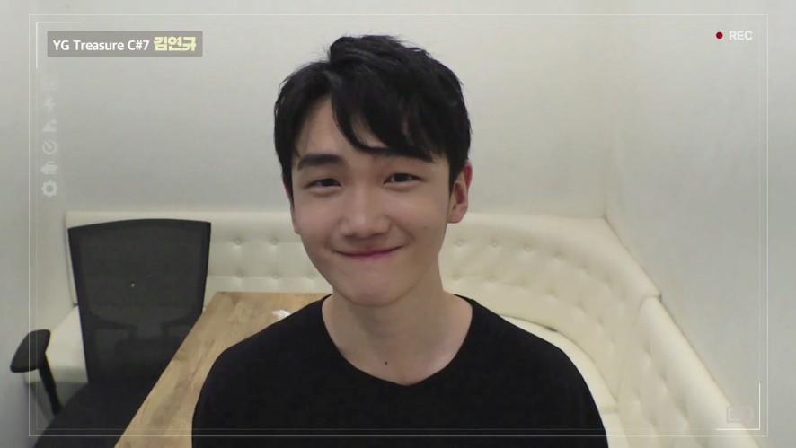 [DIARY CAM 1]  C#7 김연규 <KIM YEONGUE> l YG보석함