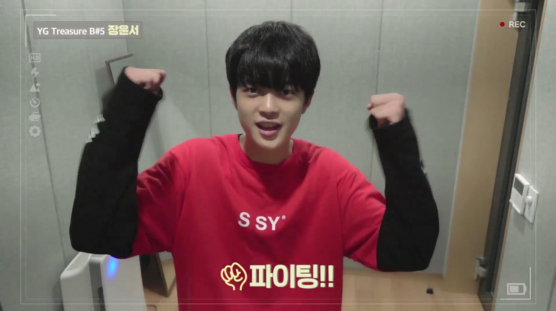 [DIARY CAM]  B#5 장윤서 <JANG YUNSEO> ep.1 l YG보석함