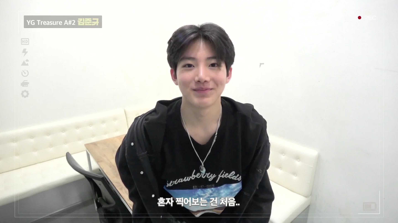 [DIARY CAM]  A#2 김준규 <KIM JUNKYU> ep.1 l YG보석함