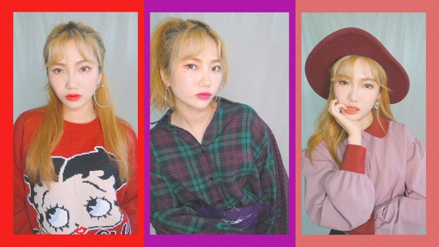 3 OUTFITS MATCHED WITH 3 LIP COLORS | KOREAN FASHION TREND | FAIRY TINA