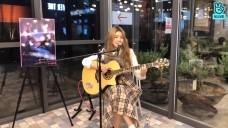 [Iris] 버스킹 라이브💛 (Iris live @ Cafe)