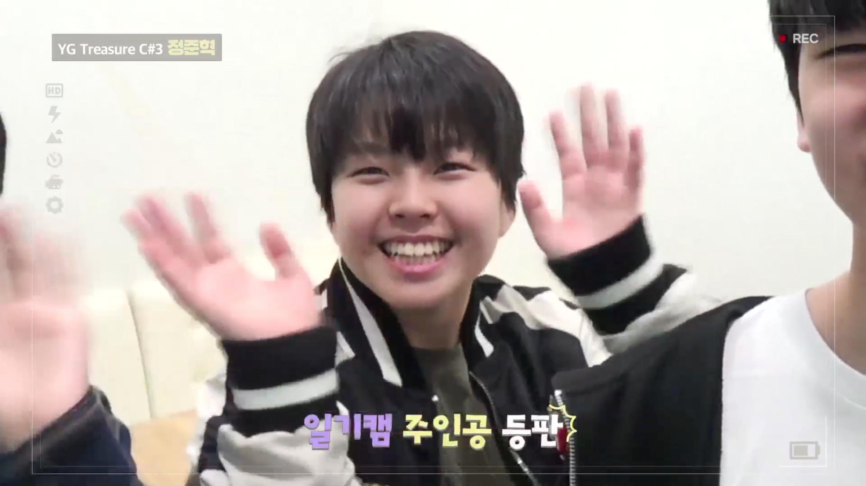 [DIARY CAM]  C#3 정준혁 <JUNG JUNHYUK> ep.1 l YG보석함
