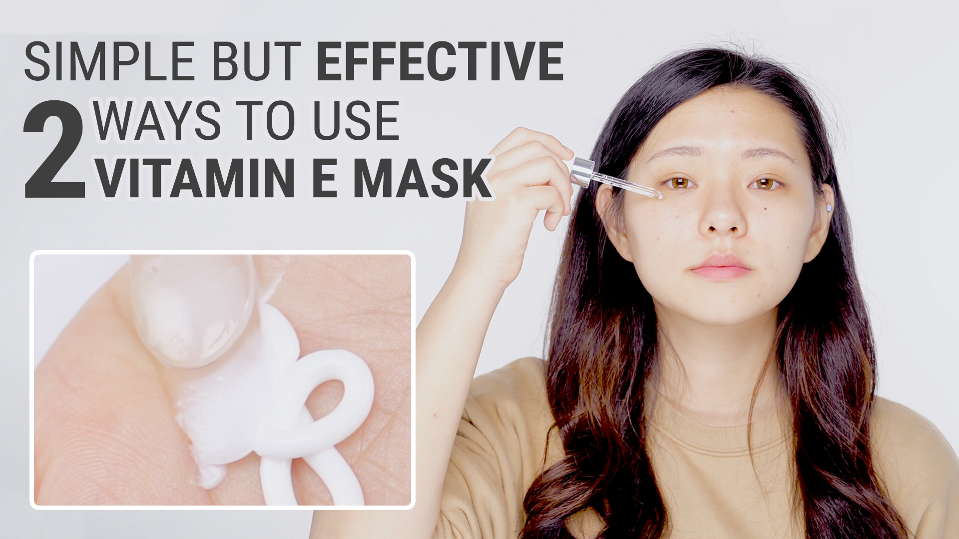 How To Double The Effect of Vitamin C | Klairs Freshly Juiced Vitamin E Mask