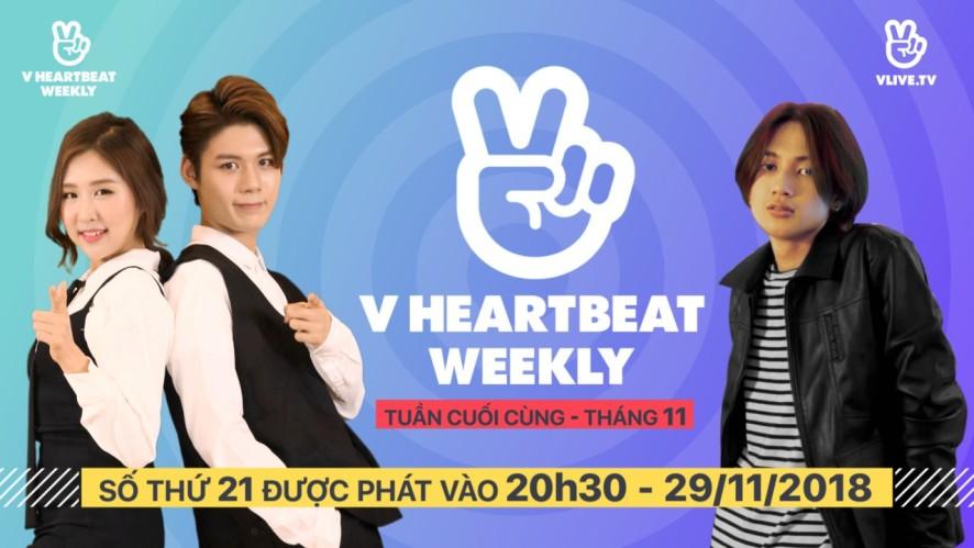 V HEARTBEAT WEEKLY - Tập 21