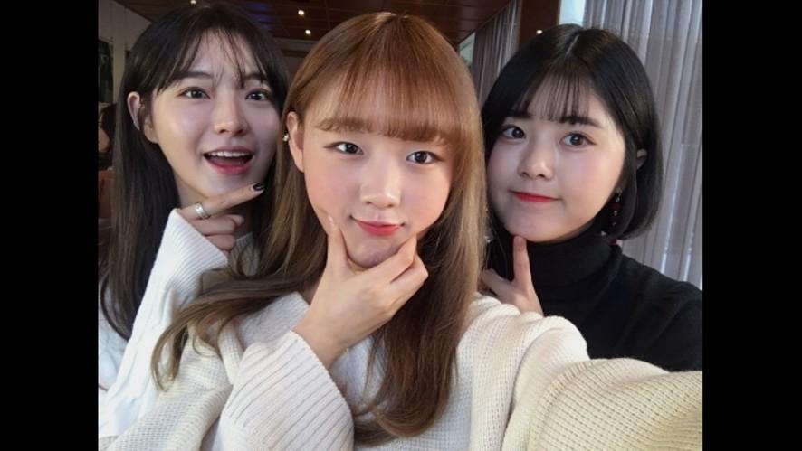 통통한연애 여배우들♡