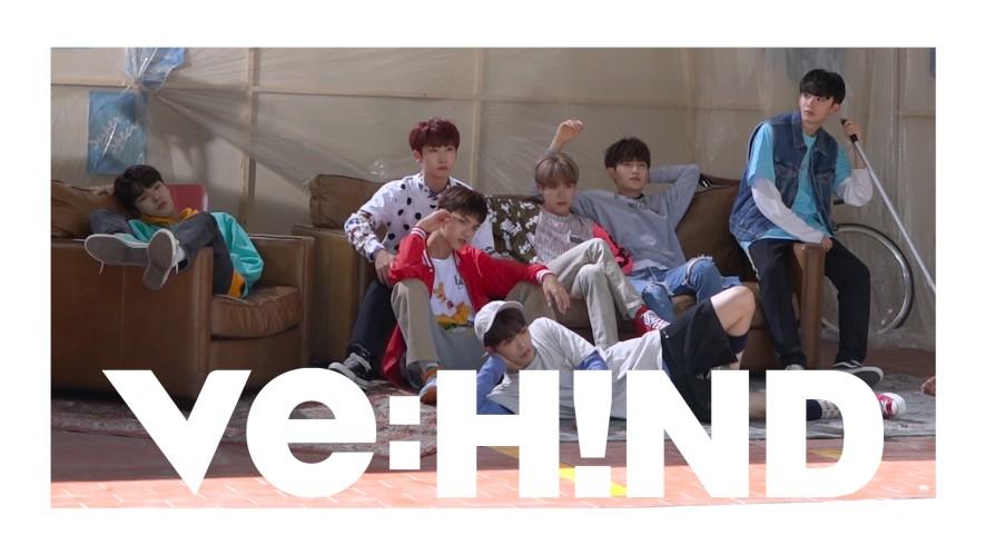 [VE:HIND] 베리베리 'Super Special' 뮤직비디오 촬영 현장 ep.2