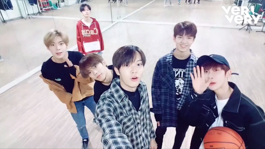 VERIVERY's Special Moments_2018.10.01-10.07