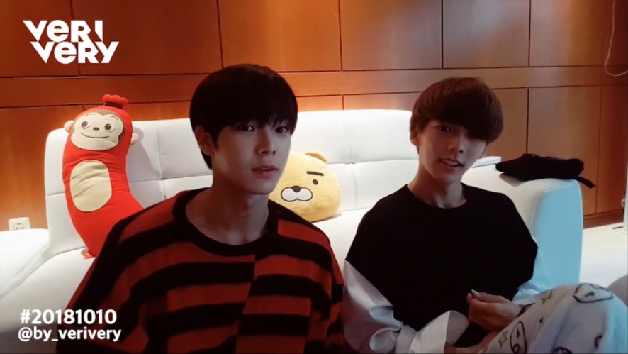 VERIVERY's Special Moments_2018.10.08-10.14