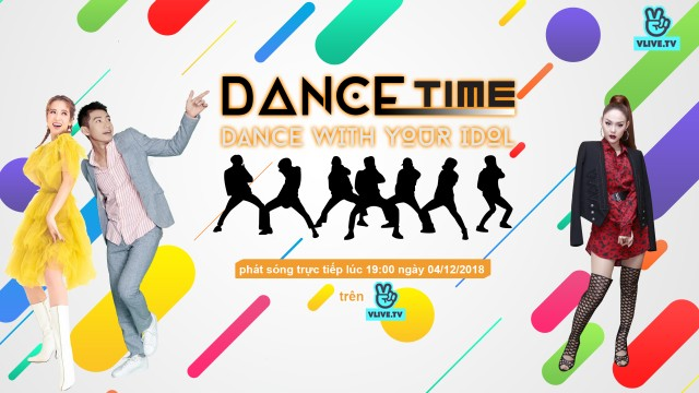 Dance Time Show - Guest Minh Hằng [Tập 1]