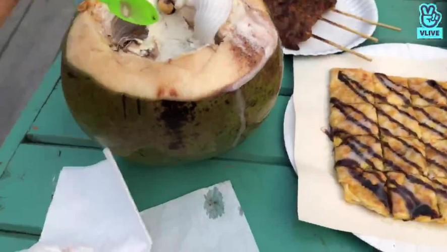 [열두달] 태국 길거리음식 먹방🍽🍹