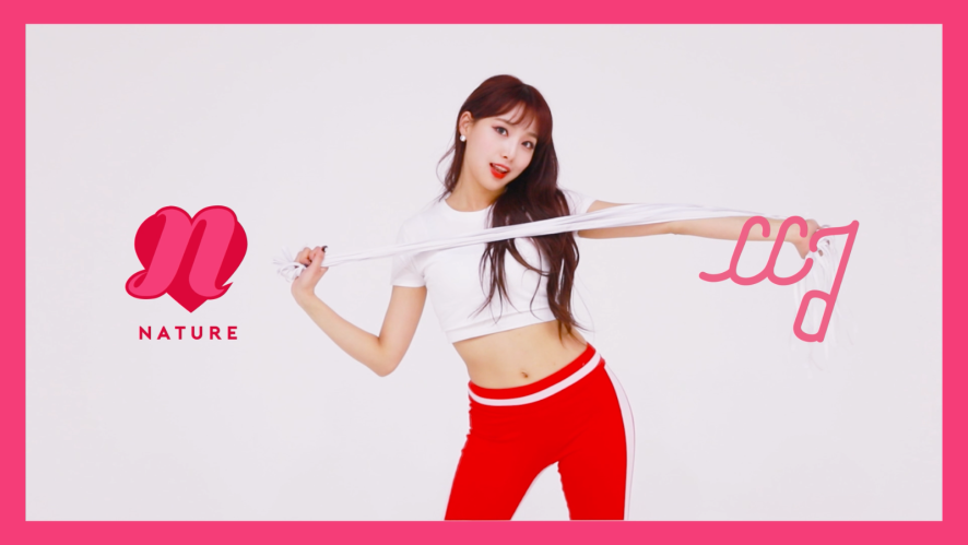 "NATURE(네이처) 새봄(SAEBOM) - ""썸(You'll Be Mine)"" 수타춤 Performance"