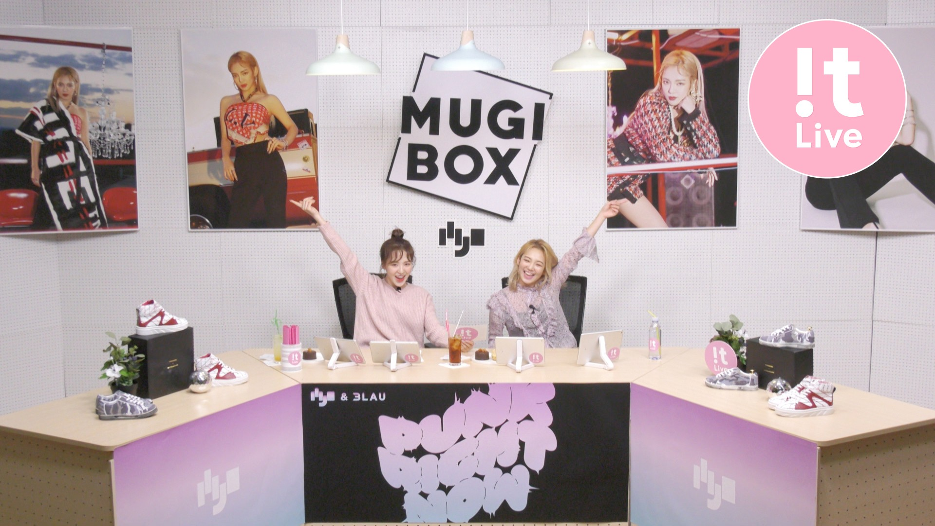 "[FULL] !t Live(잇라이브) : The 13th MUGI-BOX ""HYO"""
