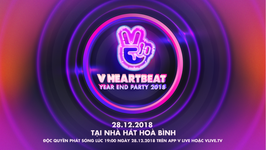 [TEASER] V HEARTBEAT YEAR END PARTY 2018