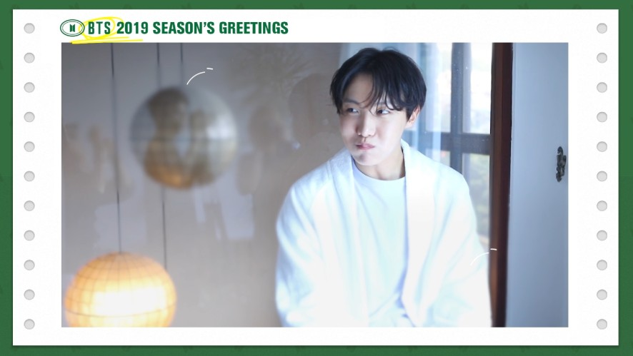 [PREVIEW] BTS (방탄소년단) '2019 SEASON'S GREETINGS' SPOT #2
