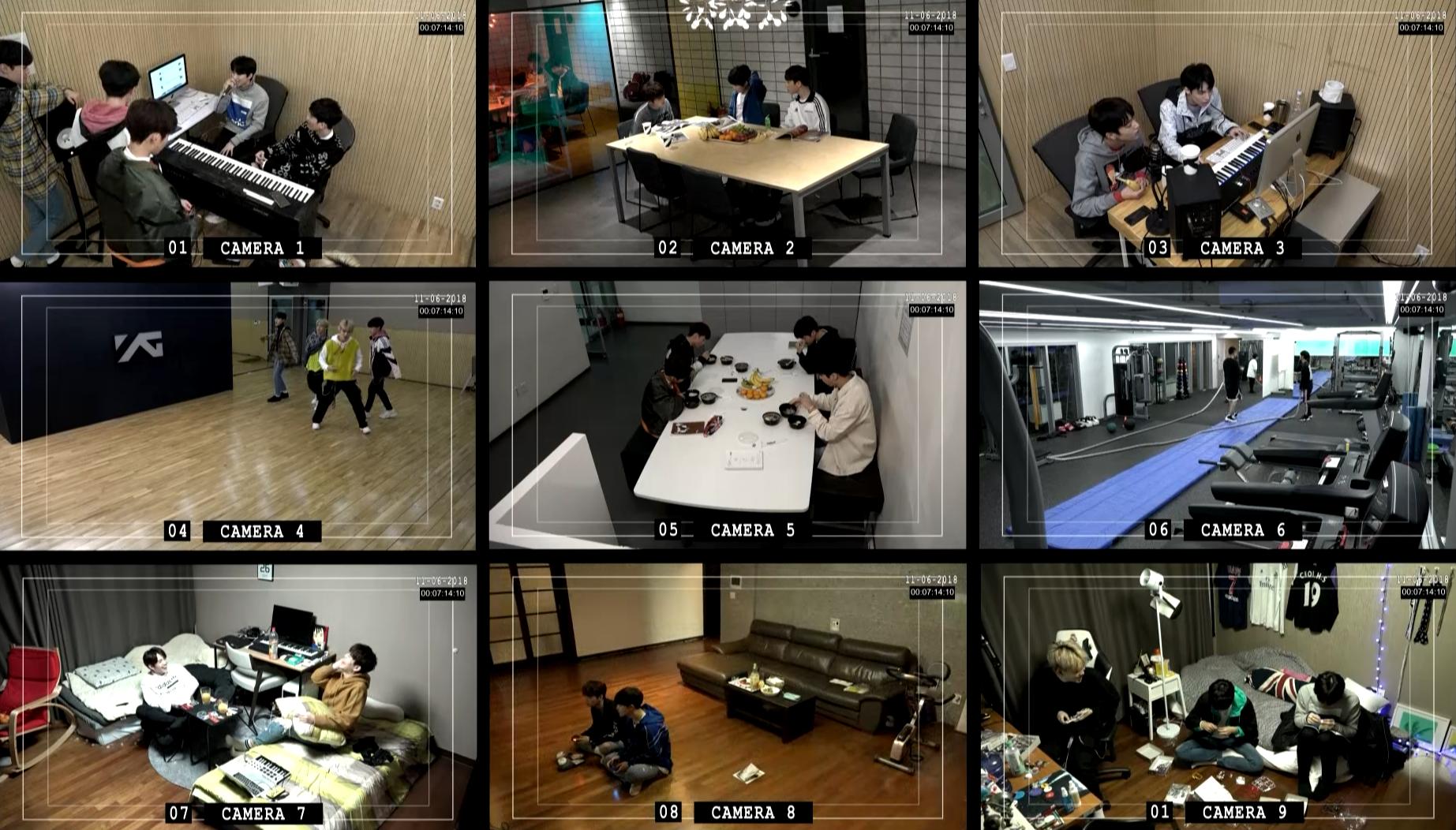 [Special Clip] 최애발굴가이드 #1 CCTV LIVE I YG보석함