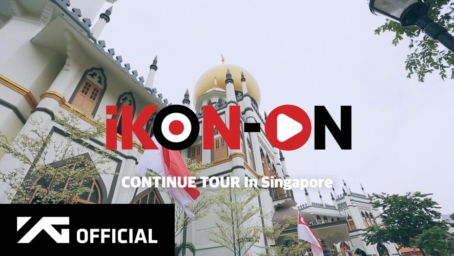 iKON-ON : CONTINUE TOUR IN SINGAPORE