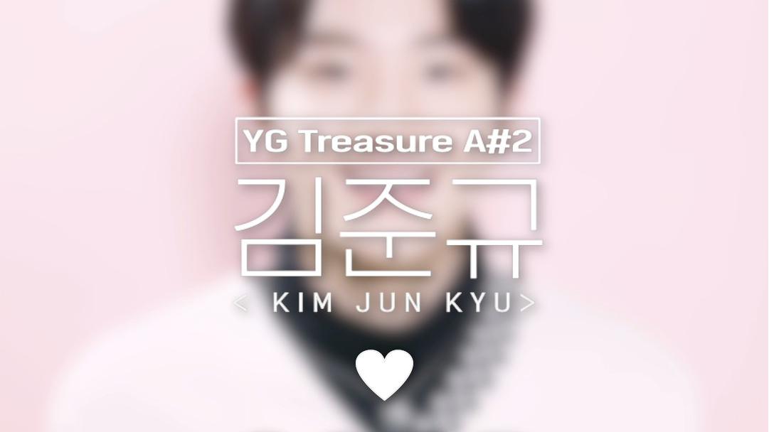 [GOOD MORNING CAM] A#2 김준규 <KIM JUNKYU> l YG보석함