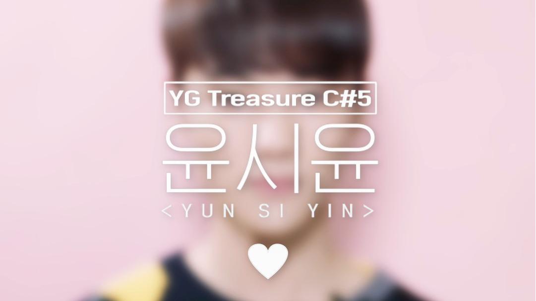 [GOOD MORNING CAM] C#5 윤시윤 <YUN SIYUN> l YG보석함
