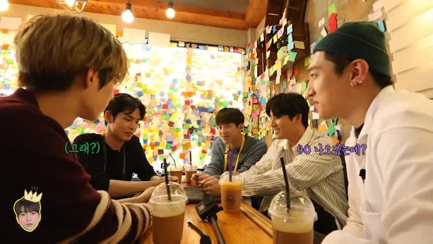 """DAY6 Real Trip <DAYOFF> in Jeju EP 6. ) """"함께한 모든 순간, 행복했던 날들이었다"""""""