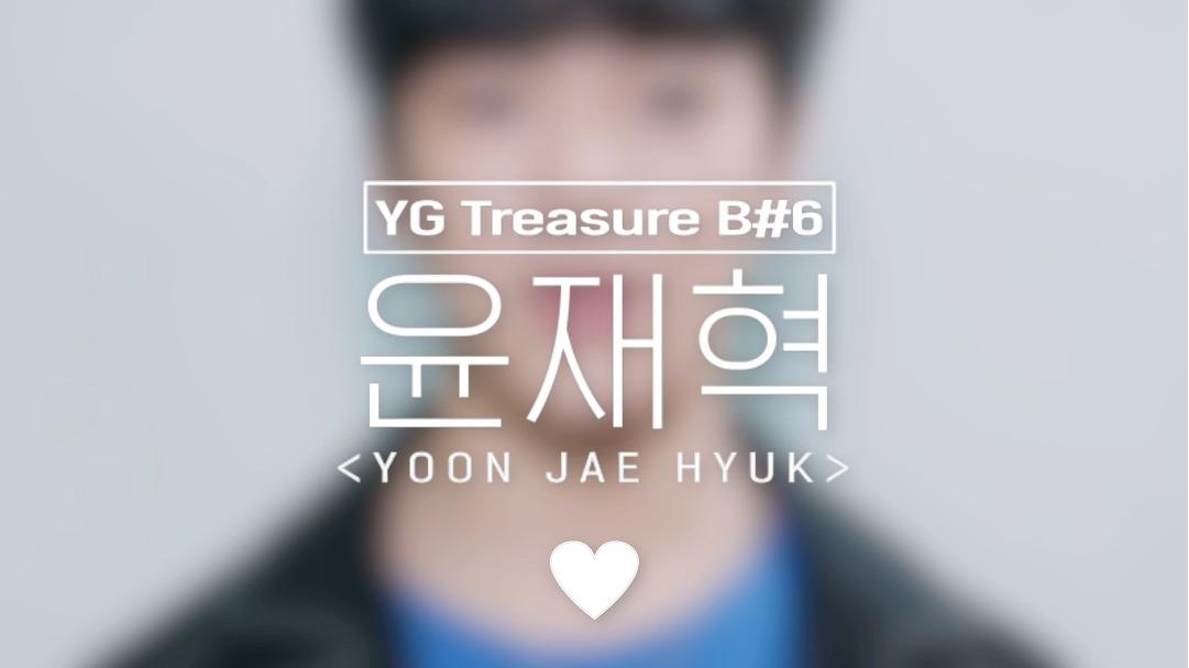 [GOOD NIGHT CAM] B#6 윤재혁 <YOON JAEHYUK> l YG보석함