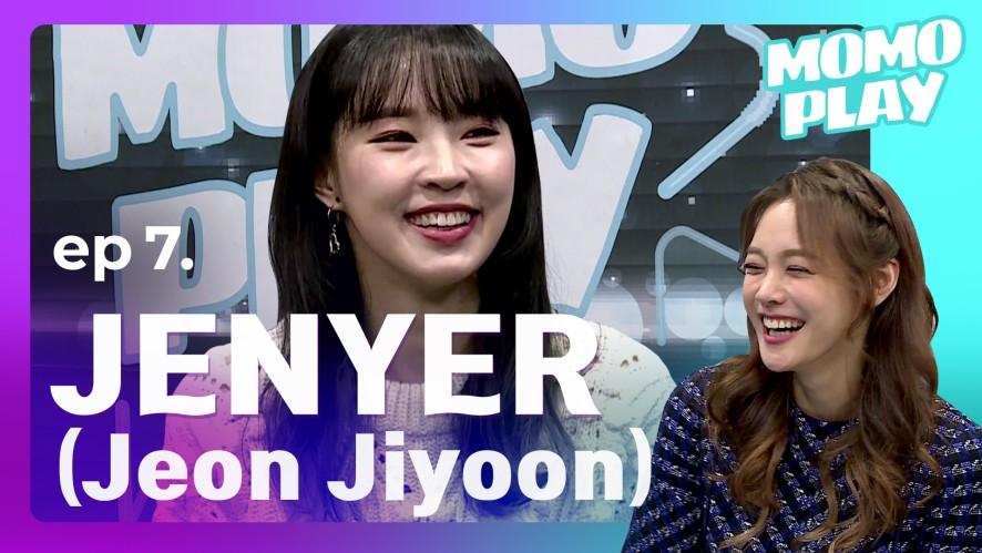 [MOMOPLAY 모모플레이 EP.7] JEON JIYOON (전지윤)