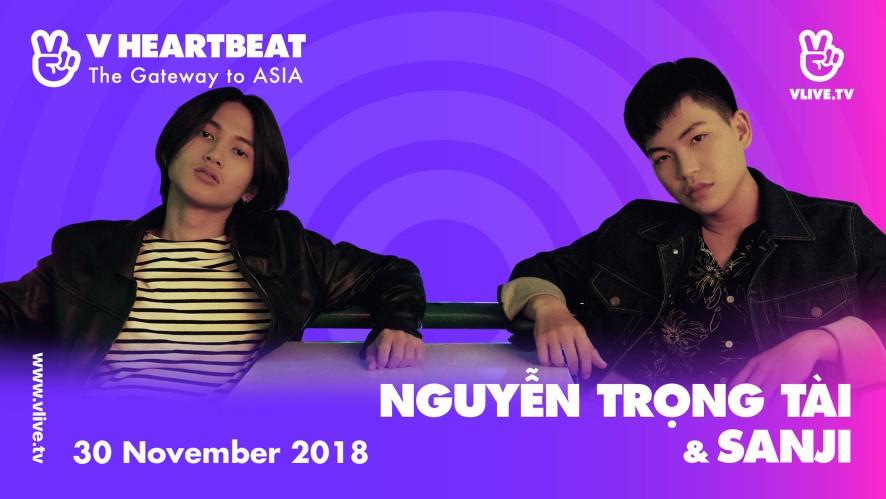 Nguyễn Trọng Tài - Hongkong1 - V HEARTBEAT LIVE NOVEMBER
